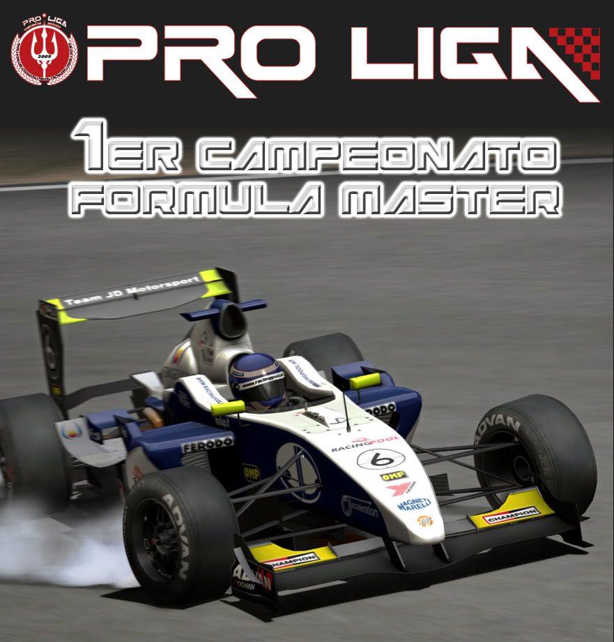 CAMPEONATO FORMULA MASTER CampeonatoFormulaMaster