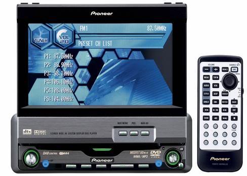 Pioneer AVH6600DVD/ Infinity Kappa Perfects Avhp6600_detailpage