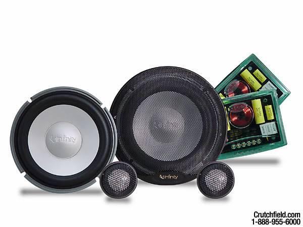 Pioneer AVH6600DVD/ Infinity Kappa Perfects H108PERF61