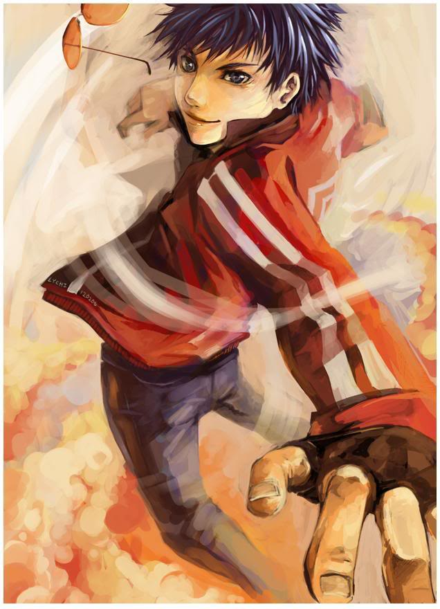 隠される Anime-1