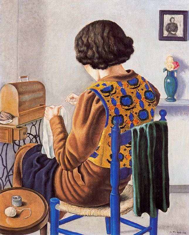 >>>El dia a dia de ayer y de hoy en la pintura>>> - Página 2 LAAngelPlanells