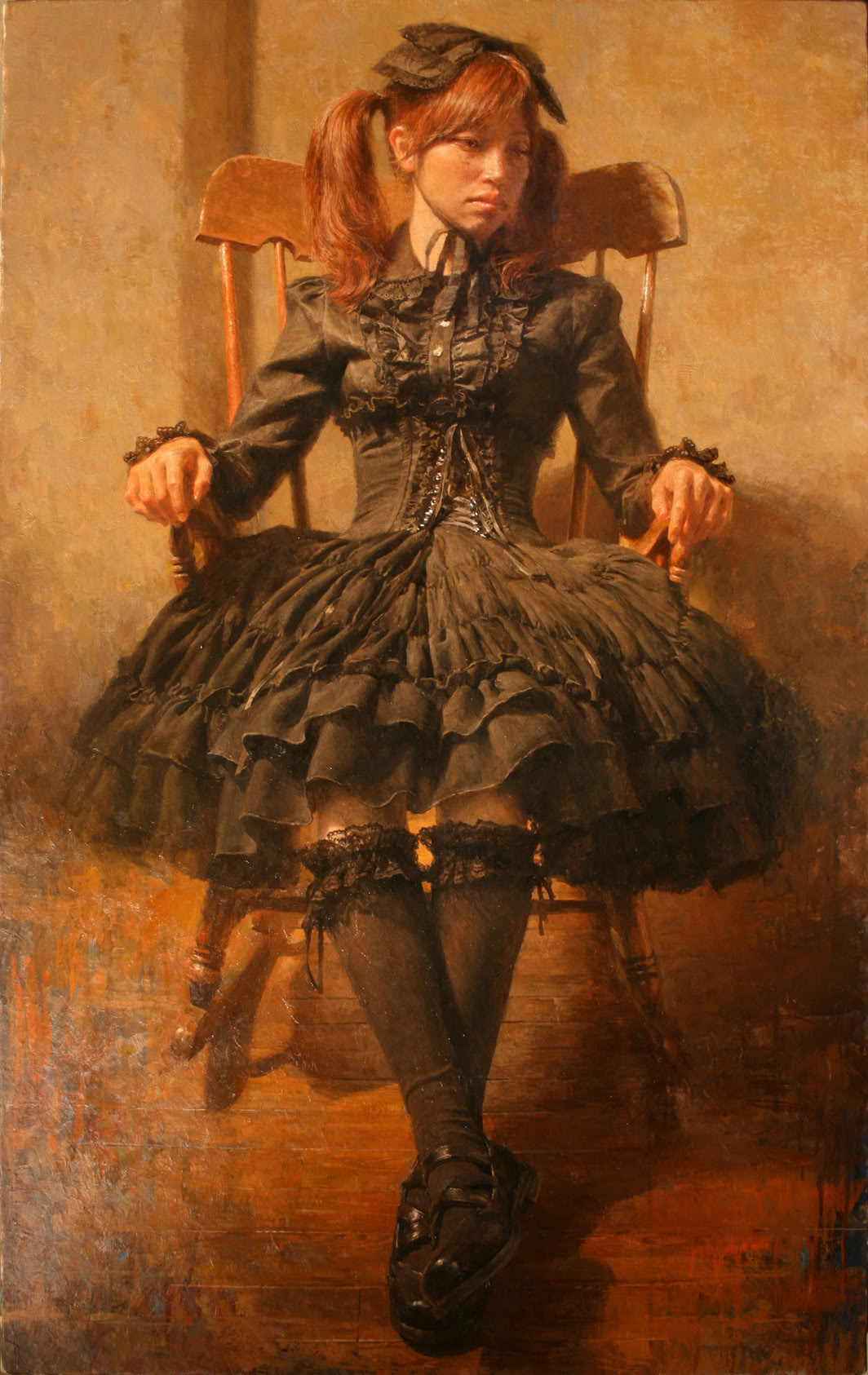 Pintura: Misawa Hiroshi  Misawahiroshi