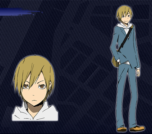 Kida Masaomi is the name, and don't you forget it. [EDIT!] Masaomi_Kida