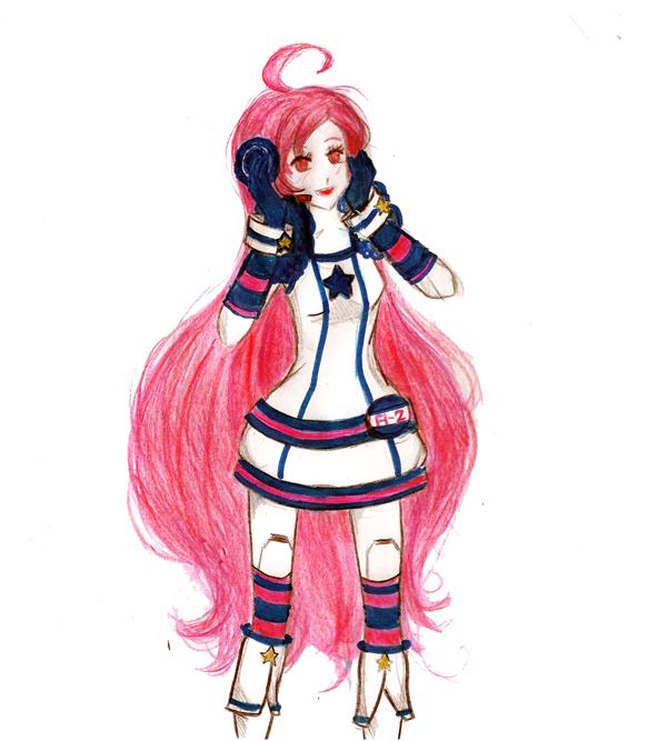   Fan Arts de Vocaloid <3    By Luka ~ SF_A2_xKaihatsu__Miki_Codex_by_CrystaLMegurine