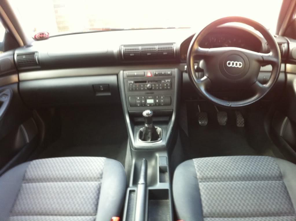 AUDI A4 1.9 TDI - Full Audi Service History - £2600 o.n.o. IMG_0369