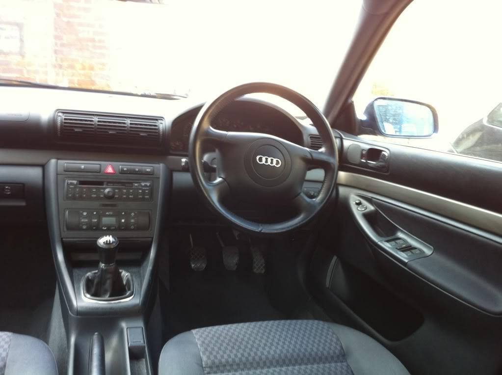 AUDI A4 1.9 TDI - Full Audi Service History - £2600 o.n.o. IMG_0372