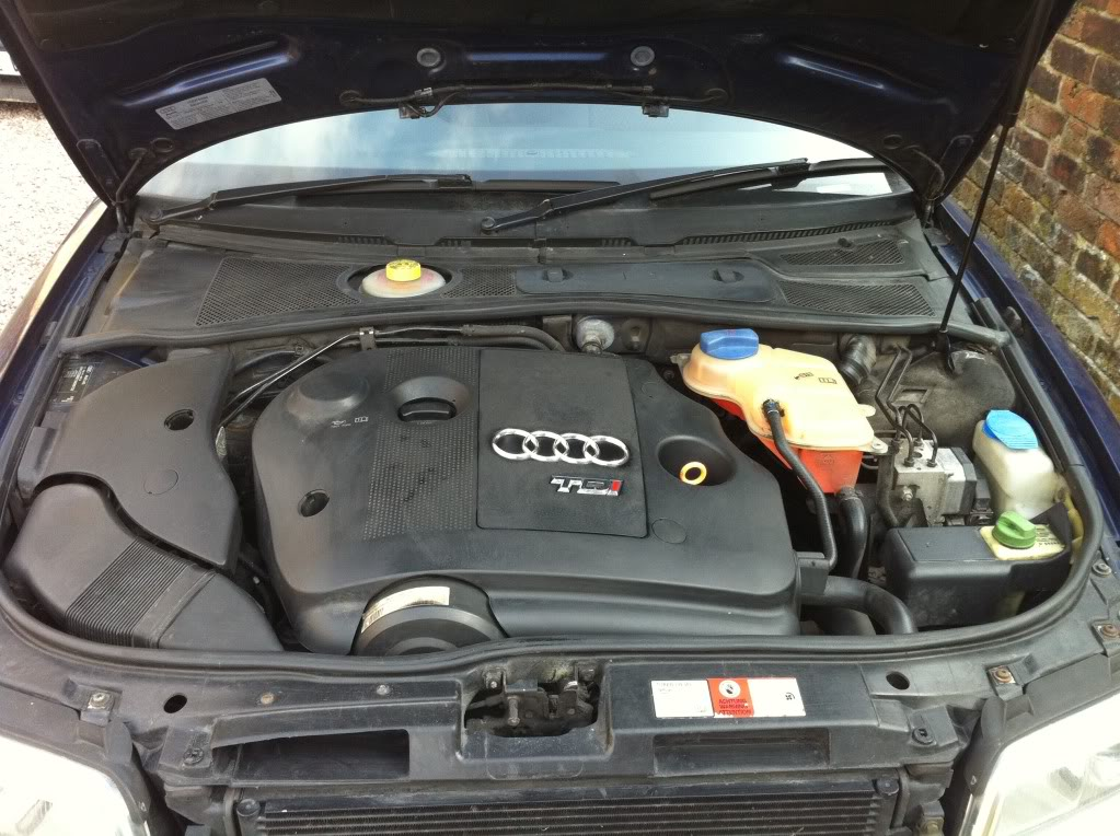 AUDI A4 1.9 TDI - Full Audi Service History - £2600 o.n.o. IMG_0374