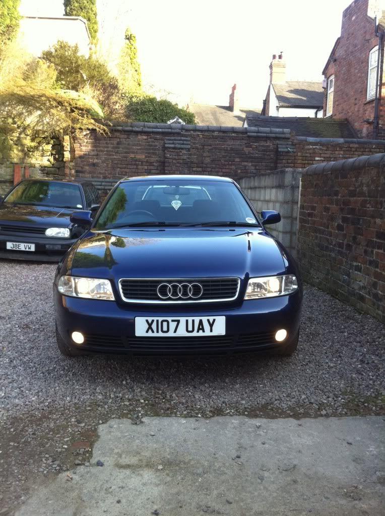 AUDI A4 1.9 TDI - Full Audi Service History - £2600 o.n.o. IMG_0376