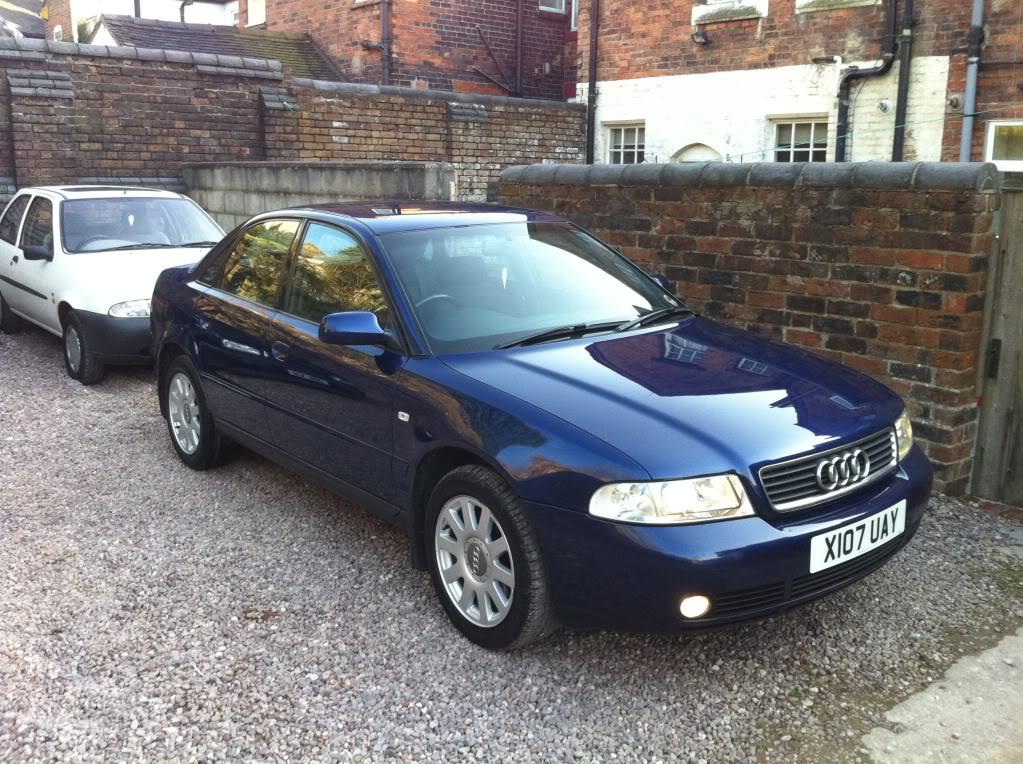 AUDI A4 1.9 TDI - Full Audi Service History - £2600 o.n.o. IMG_0377
