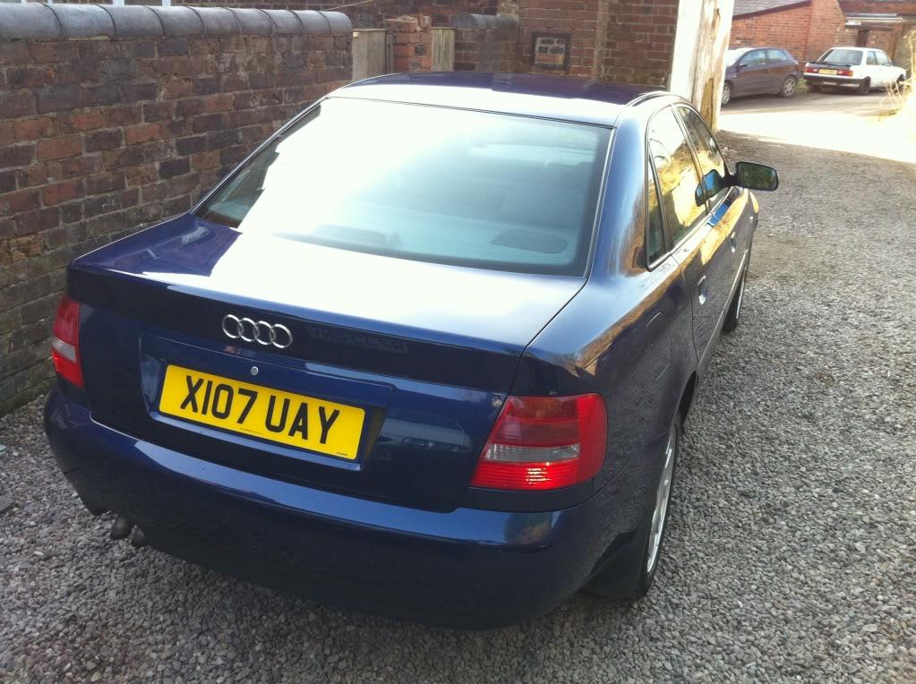 AUDI A4 1.9 TDI - Full Audi Service History - £2600 o.n.o. IMG_0378