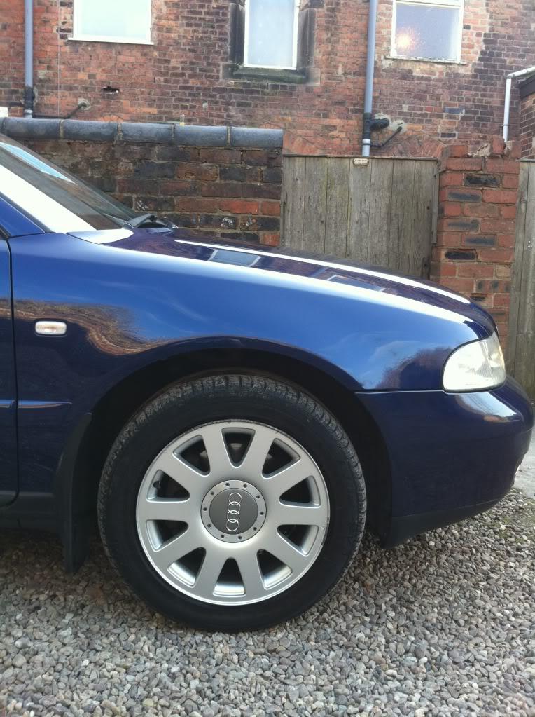 AUDI A4 1.9 TDI - Full Audi Service History - £2600 o.n.o. IMG_0380