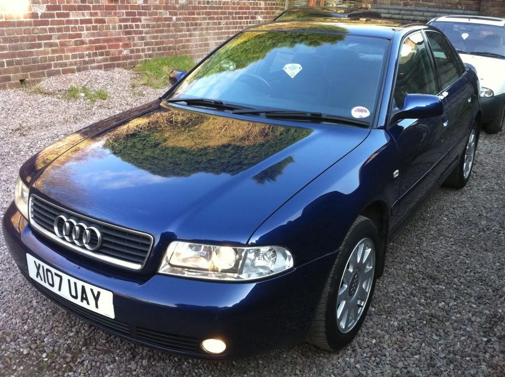 AUDI A4 1.9 TDI - Full Audi Service History - £2600 o.n.o. IMG_0382