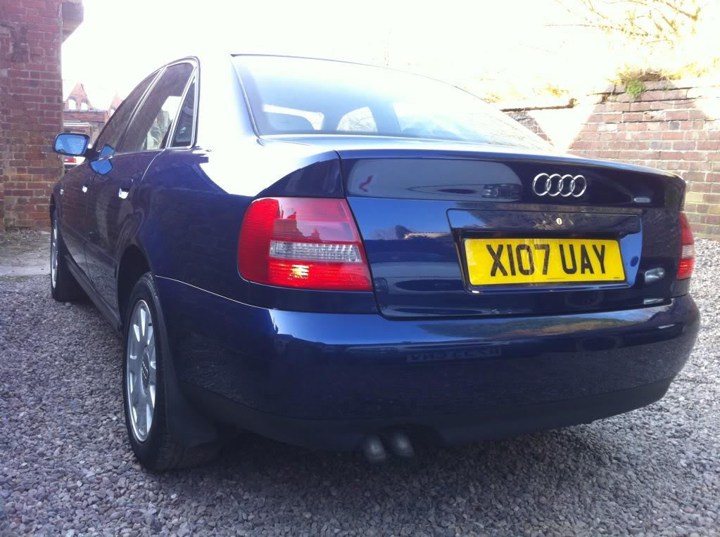 AUDI A4 1.9 TDI - Full Audi Service History - £2600 o.n.o. IMG_0385