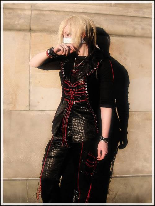 Reita cosplay The_gazette_54
