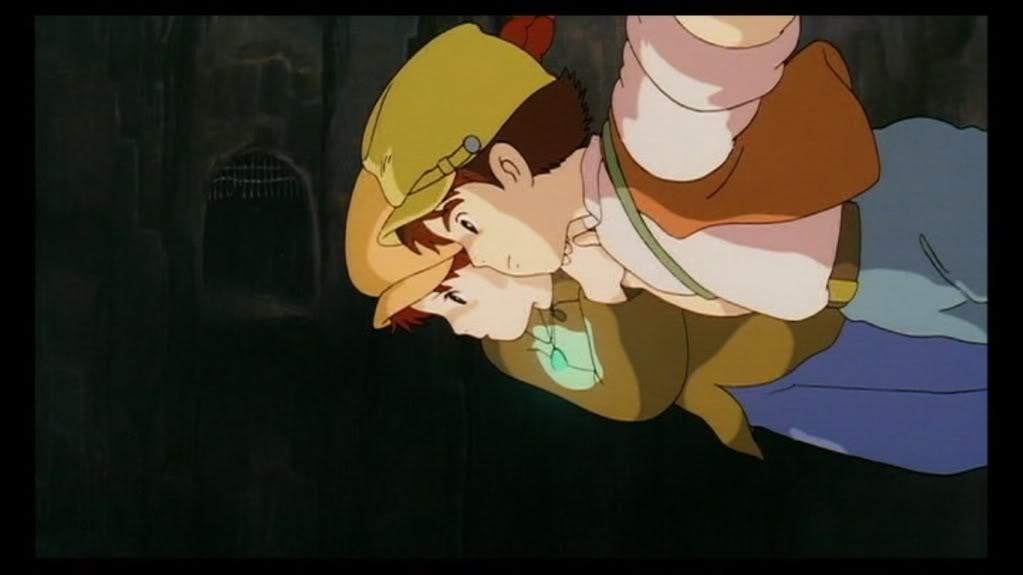 El castillo en el cielo [Película Anime] 10-1
