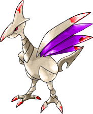 Wedge the Undead Skarmory ShinySkarm-1-1