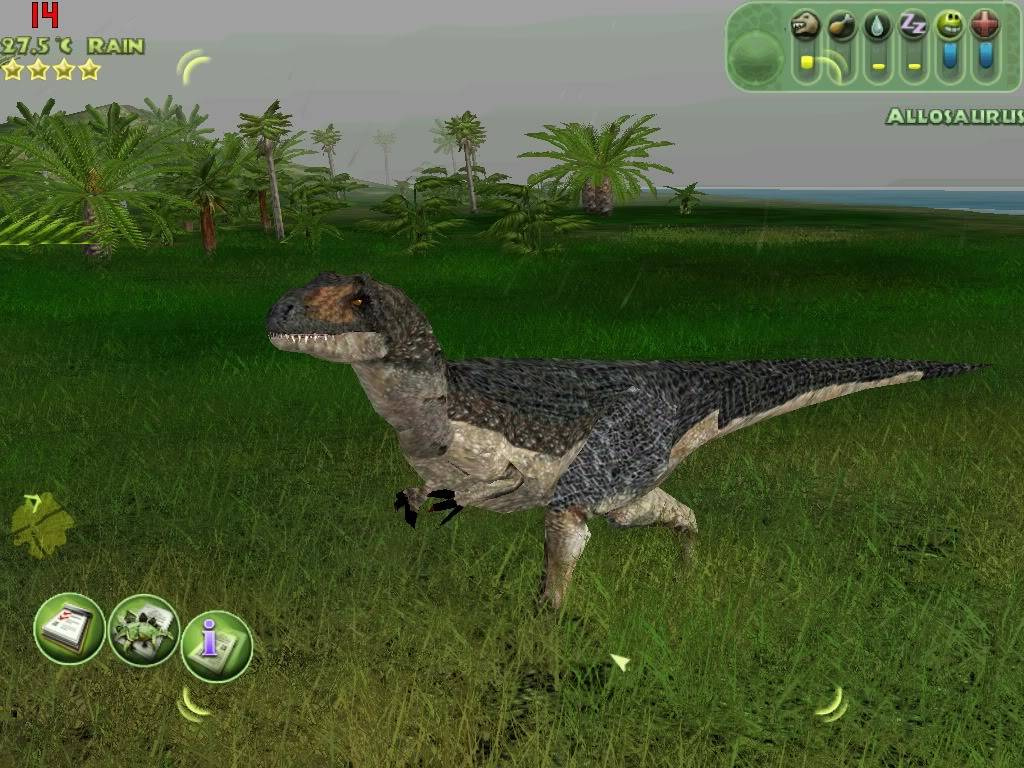 Dinosaur King Allosaurus Wwwtollebildcom