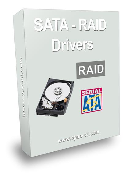 اسطوانة صغيرة لأحدث تعريفات الساتا sata drivers cd للويندوز DriversSATA-Raid