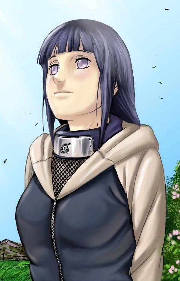 A que kunoichi de Naruto te pareces mas (fisicamente) Hinata_Shippuden