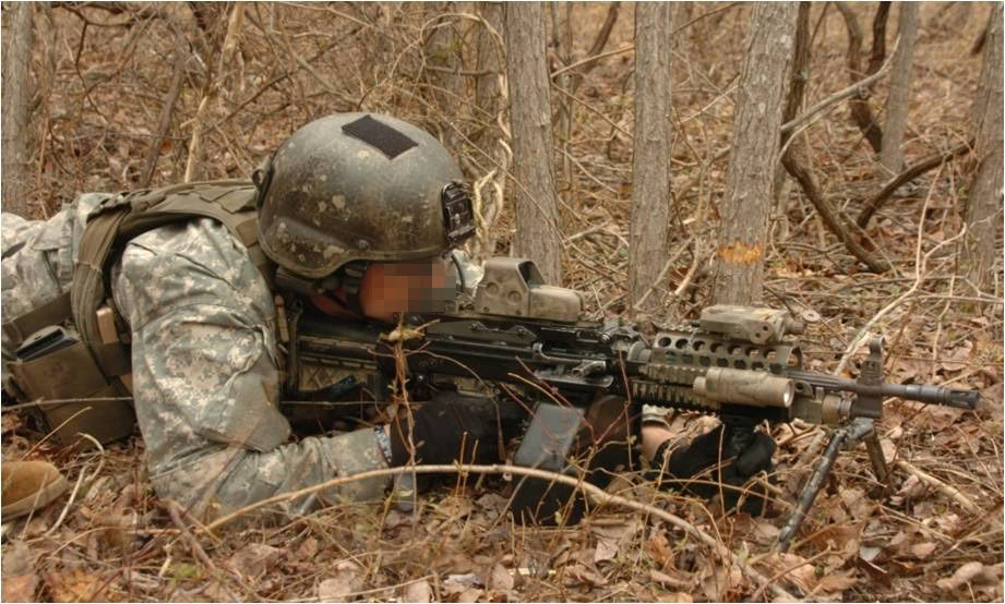 US ARMY RANGER Photo8-MAR-2010-1e