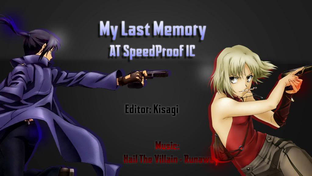 [IC SpeedProof]Kisagi - My last Memory Canaan-amv-poster_zpse00bb1eb