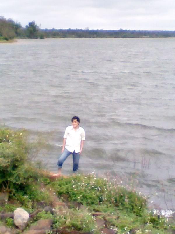 Ảnh Mem A2 Ngày 19/11/2009 Tại Đập Buôn Chu Cấp, Hòa Thắng 34324