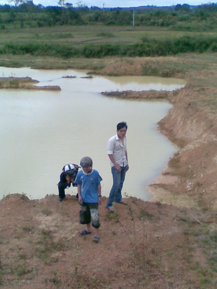 Ảnh Mem A2 Ngày 19/11/2009 Tại Đập Buôn Chu Cấp, Hòa Thắng 5