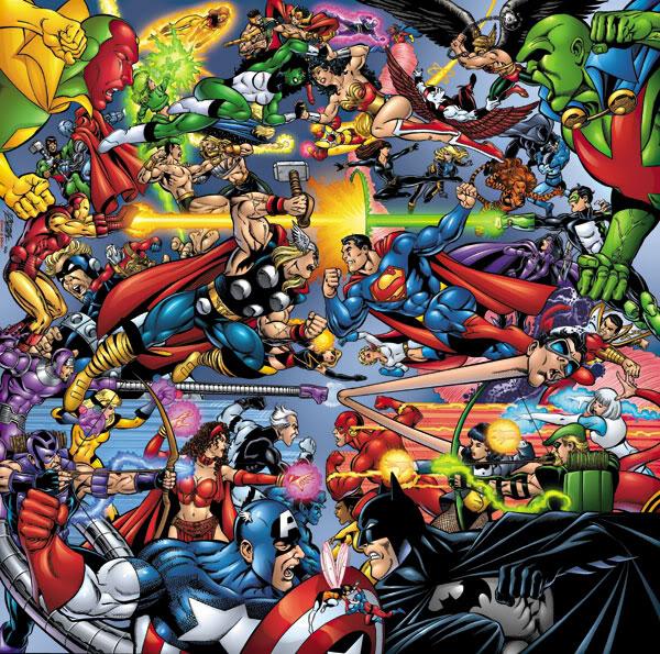 (Juego)-Choque de universos: Parte 2 Marvel-vs-dc