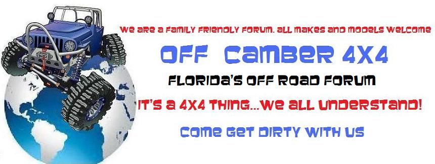 OFF~CAMBER 4X4