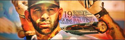 SOTW #13 Bautista