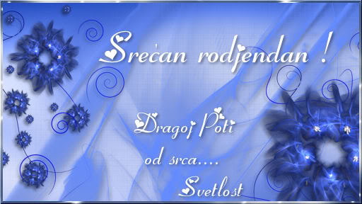 Sreæan Roðendan Poto Lepoto!! Potizarodj