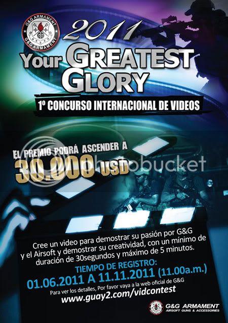 Concurso G&G 2011_VidContest_Poster_sp