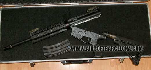 Airsoft Systems AscuM4