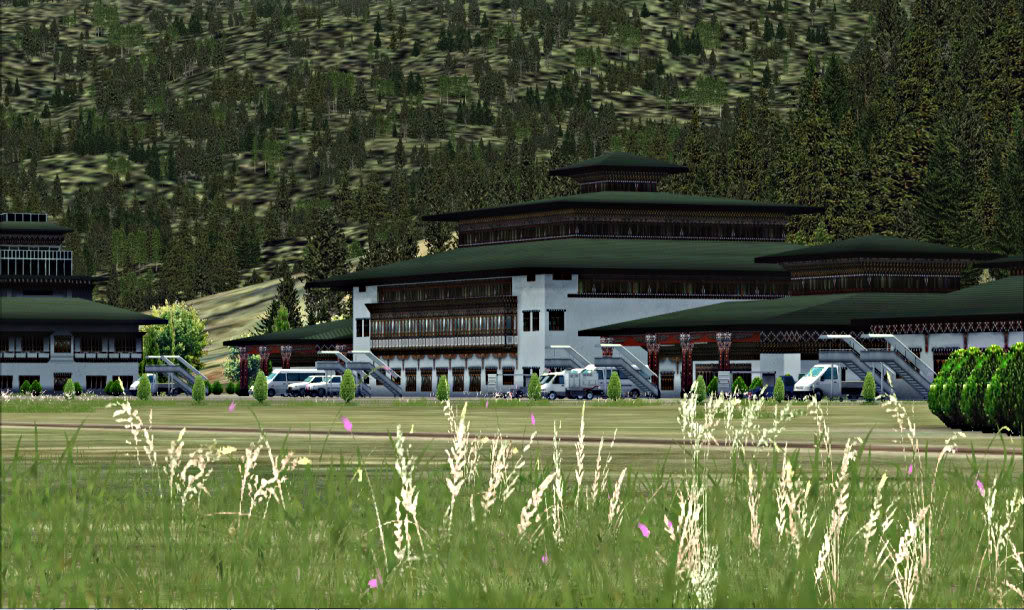 THAI Creation - PARO Intl Airport Paro6