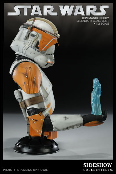 Commander Cody Legendary Scale Bust 1:2 200025_press04-001