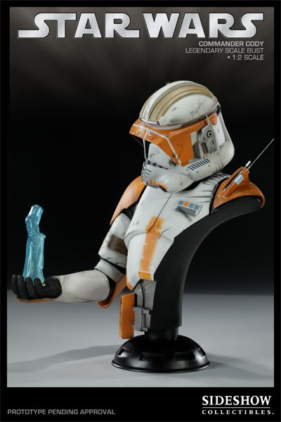 Commander Cody Legendary Scale Bust 1:2 200025_press05-001