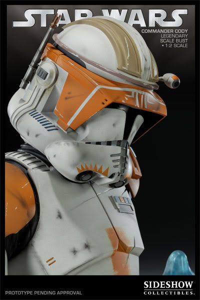 Commander Cody Legendary Scale Bust 1:2 200025_press06-001