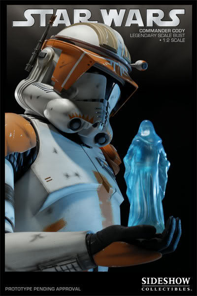 Commander Cody Legendary Scale Bust 1:2 200025_press09-001