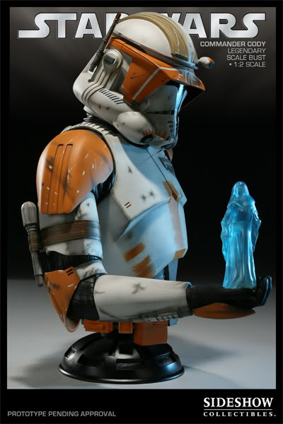 Commander Cody Legendary Scale Bust 1:2 200025_press10-001