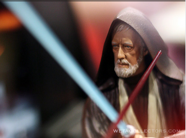 "Obi Wan-Darth Vader ""The Circle Is Now Complete"" BenKenobi"