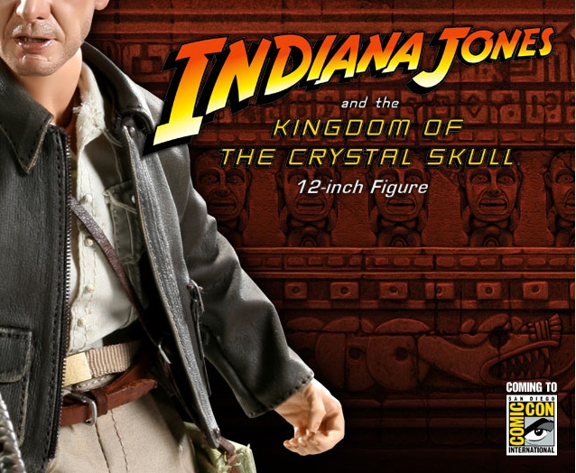 KINGDOM OF THE CRYSTAL SKULL -INDIANA JONES IndianaJonesKOTCS12Figure