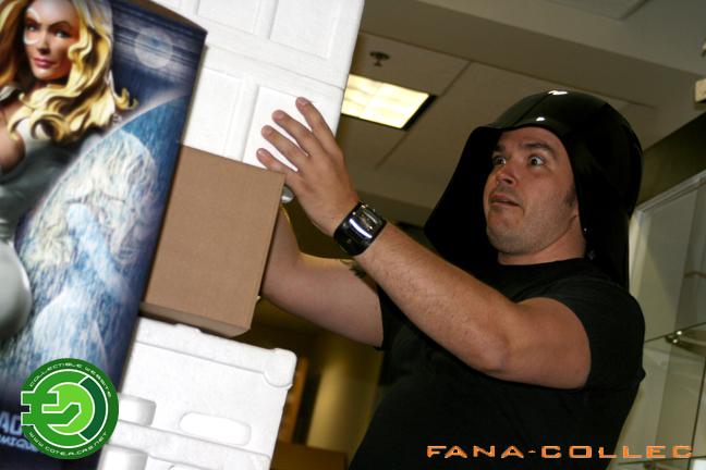 Darth Vader life size Bust 1/1 Sideshow5
