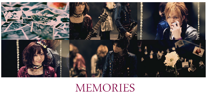 MEMORIES Mmrzpaper