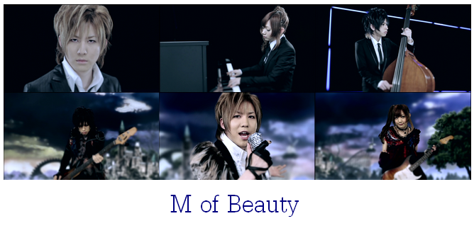 M of Beauty Mofpaper