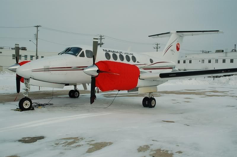 Winnipeg James Armstrong Richardson International Airport (YWG / CYWG) DSC_5770