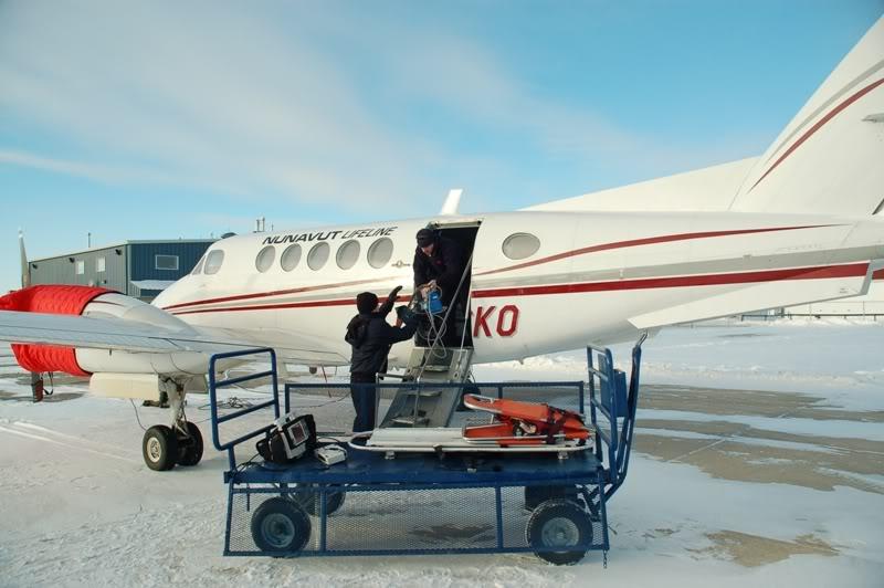 Winnipeg James Armstrong Richardson International Airport (YWG / CYWG) DSC_5782