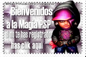 Foro gratis : La Magia PSP - Portal Anuncio
