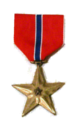 Medals System Bronze-Star