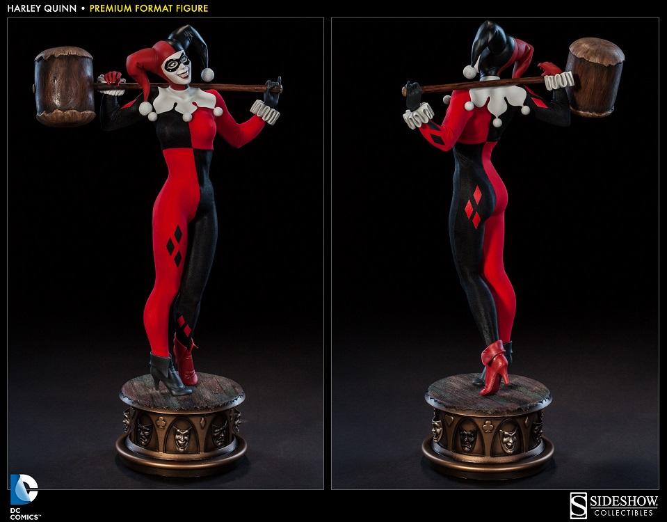 Sideshow Harley Quinn 1/4 Premium Format 300227_press07-Copy_zps1b5f5d74