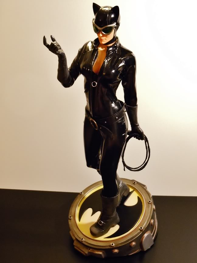 CATWOMAN 1:4 SCALE MUSEUM QUALITY Statue  - Page 2 DSCN2782